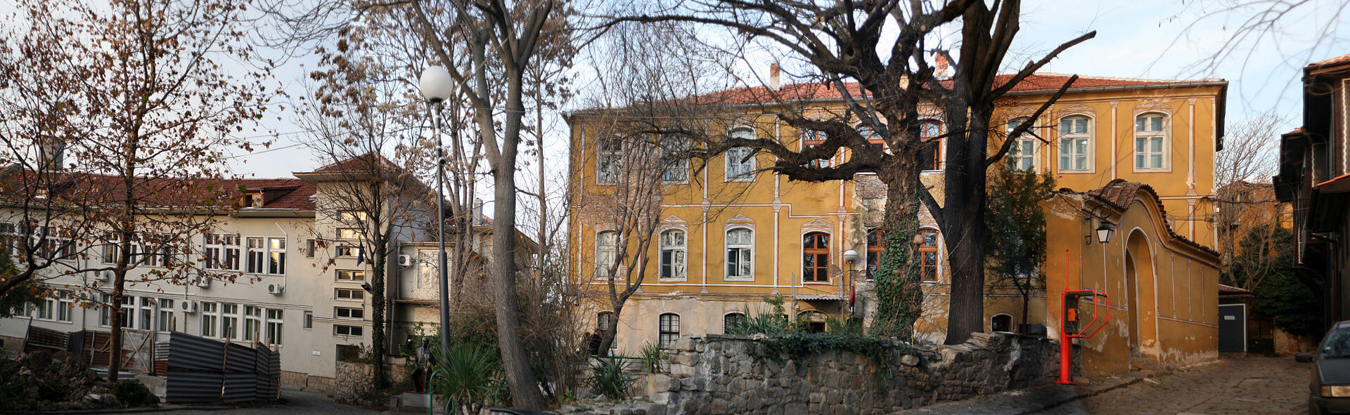 Academy For Music, Dance And Fine Arts - What to do for free in Plovdiv