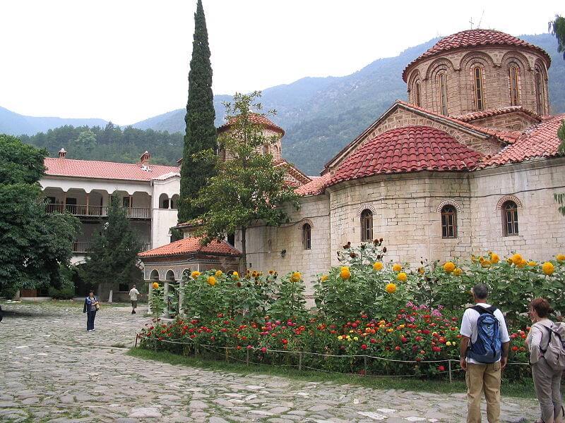 The Bachkovo Monastery
