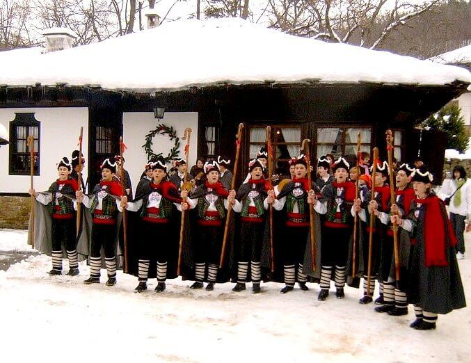 Bulgarian Christmas: Koleduvane