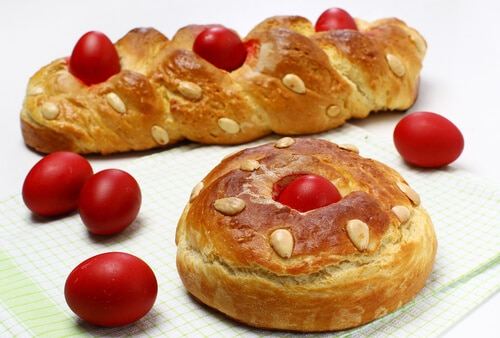 """Hristos Voskrese"" or Happy Easter from Bulgaria"