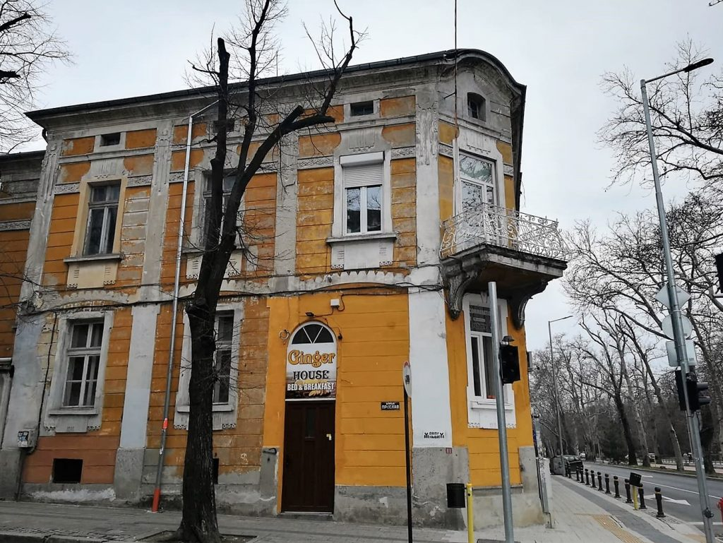 Accommodation in Plovdiv