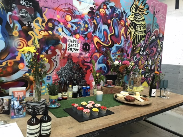 Graffiti art and street art tours