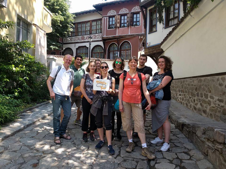 Безплатна обиколка на Пловдив