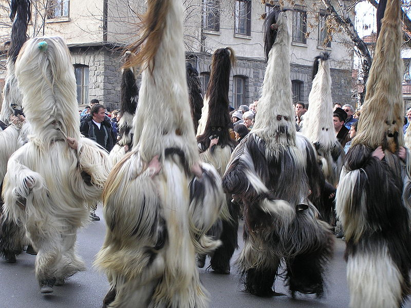 Bulgarian Curious Traditions