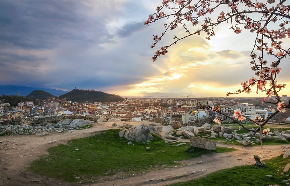 Amazing photographs in Plovdiv