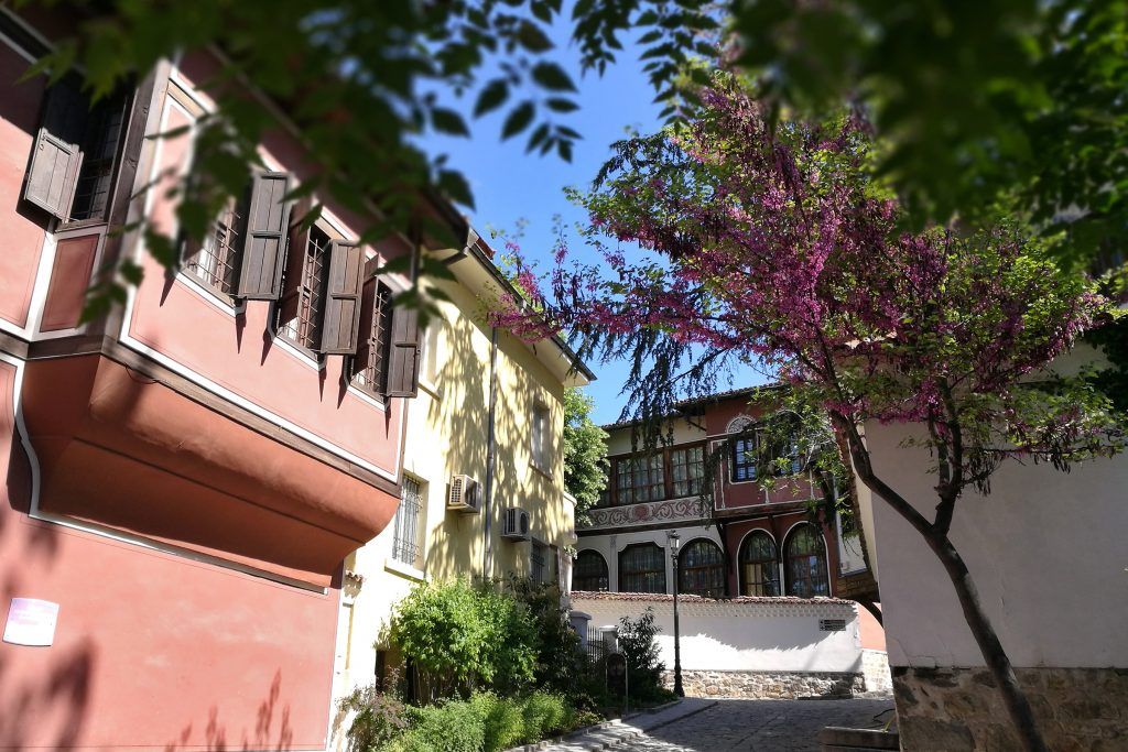 Self-Guided Tour around Plovdiv