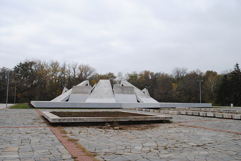 Communist buildings and monuments